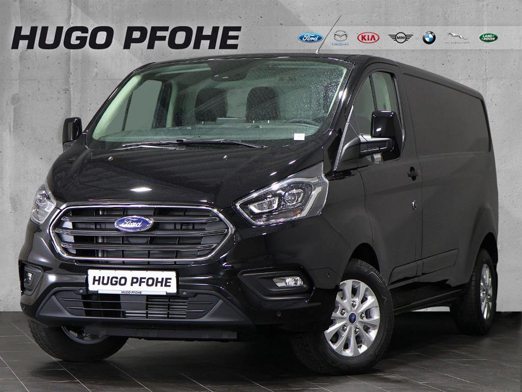 Ford Transit Custom Limited 320 L2H1 2,0TDCi 96kW MHEV Front Kasten-LKW, 4-türig