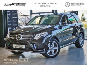 Mercedes-Benz GLE 350 d 4M AMG TEHNIC PACK PANO DRIVING ILS