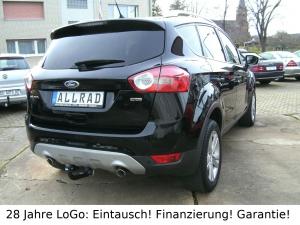 Ford Kuga 2.0 TDCi Titanium 4x4 Anhängerkupplung 2.1to.