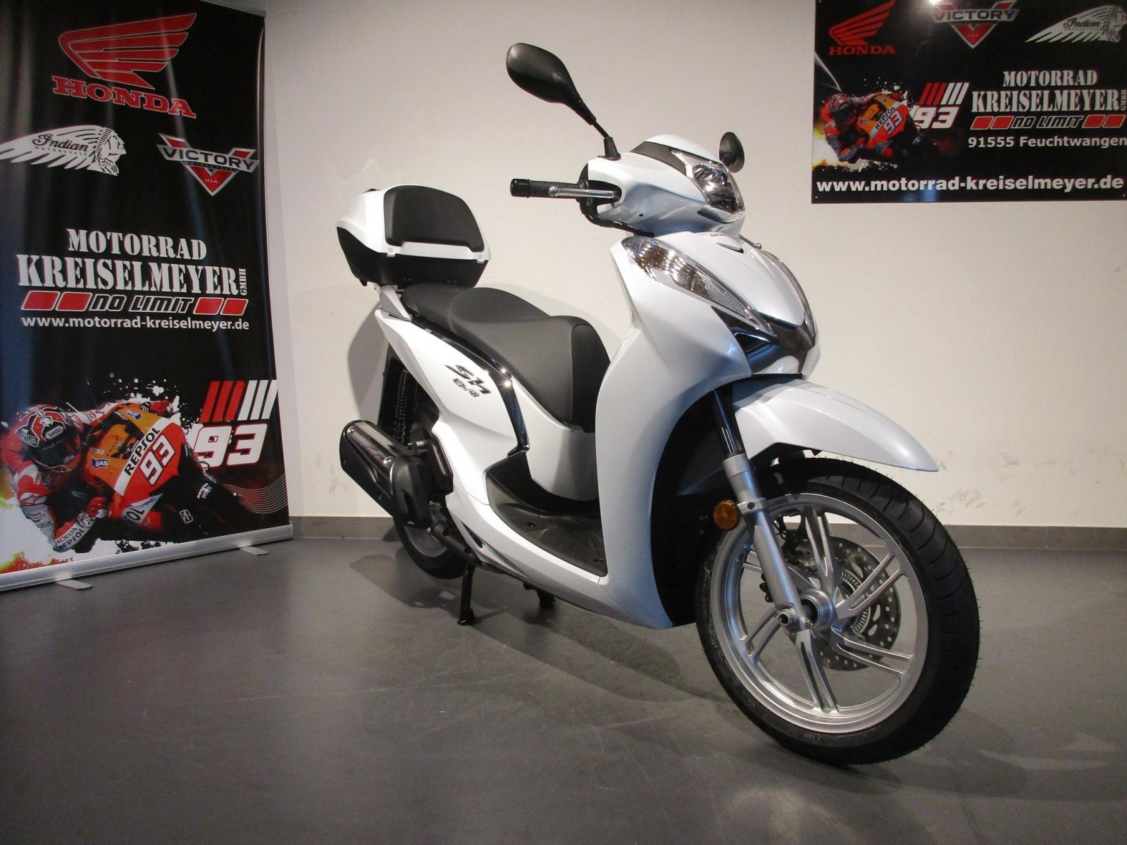 Honda SH300i, Mod.2020 Smart Key Topcase sofort verfügbar