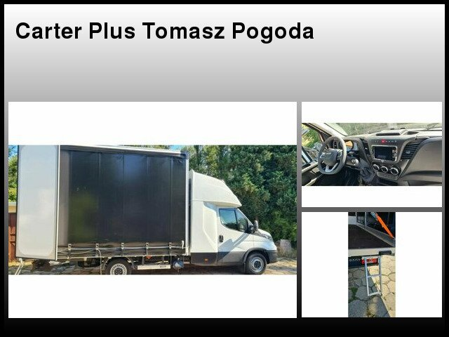 Iveco Daily 35 S 18 Backsleeper Neues Modell Automatik