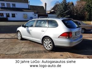 VW Golf Variant LPG Autogas=tanken für 70 Ct. Trend