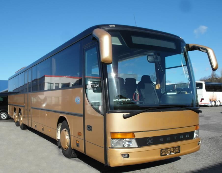 Setra/Kaessbohrer S 317 UL-GT