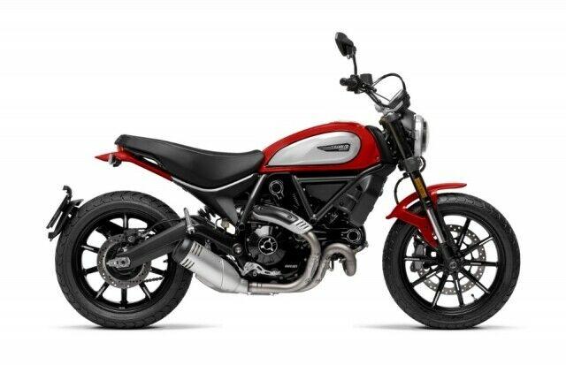 Ducati Scrambler Icon 2020 DUCATIPIRNA