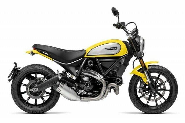 Ducati Scrambler Icon 800 35kW 2020 DUCATIPIRNA