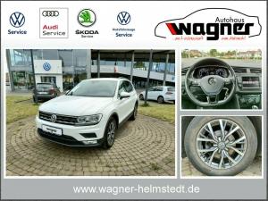 VW Tiguan Comfortline ACC/NAVI/CLIMA/WR