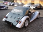 Morgan Roadster Lightweight On The Road To The Race