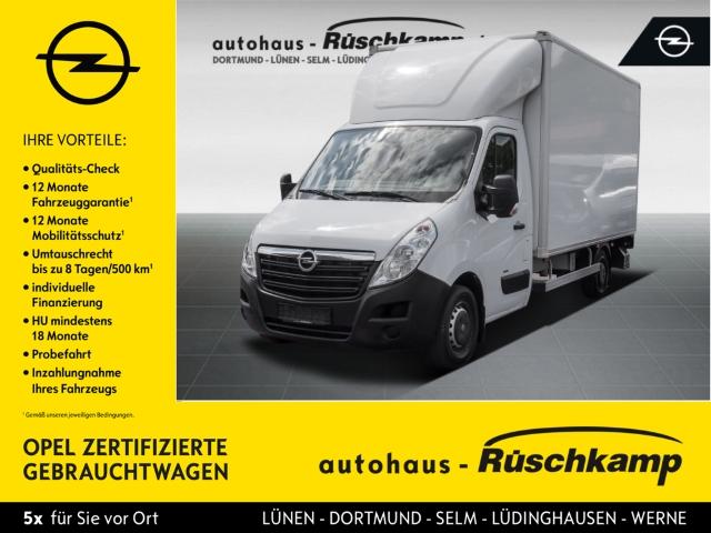 Opel Movano Kofferaufbau cityBOX DHOLLANDIA Allwetter BT, Klima