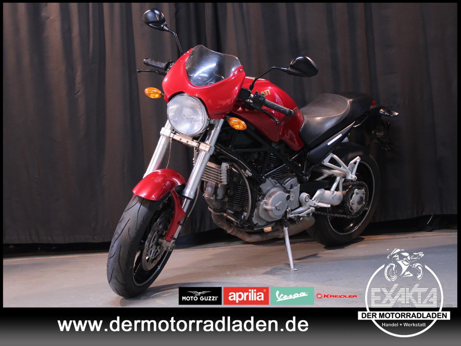 Ducati Monster S2R 800 / Versand bundesweit 90,-