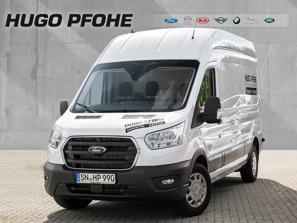 Ford Transit 350L3H3 2.0TDCi 96kW Front Trend Expres