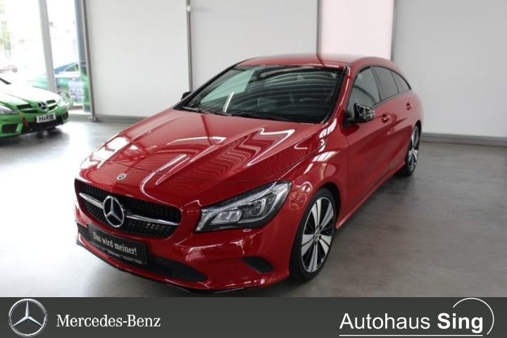 Mercedes-Benz CLA 180