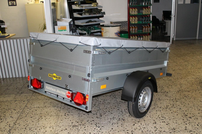 Humbaur Steely Bordwanderhöhung 750 KG NEU Anhänger