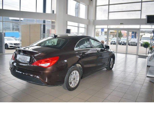Mercedes-Benz CLA 200 d COUPE LANE ASSIST PARK NAVI CONFORT full