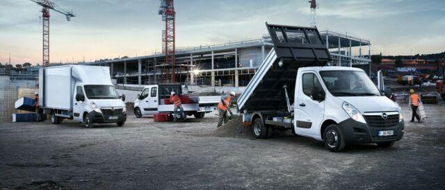 Opel Vivaro Kasten L Edition