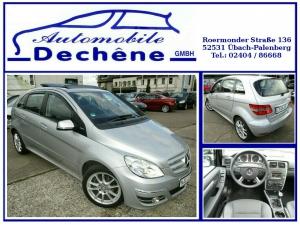 Mercedes-Benz B 180 B -Klasse Klima+Lamelle, erst 38000 Km!