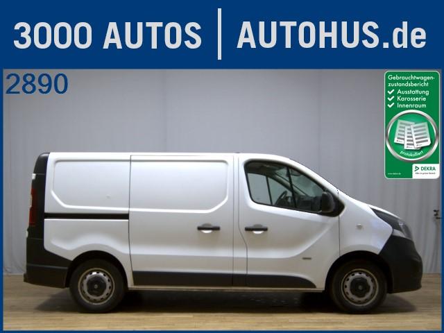 Opel VIVARO Vivaro L1H1 1.6 CDTI 3-Sitze Navi AHK Regal