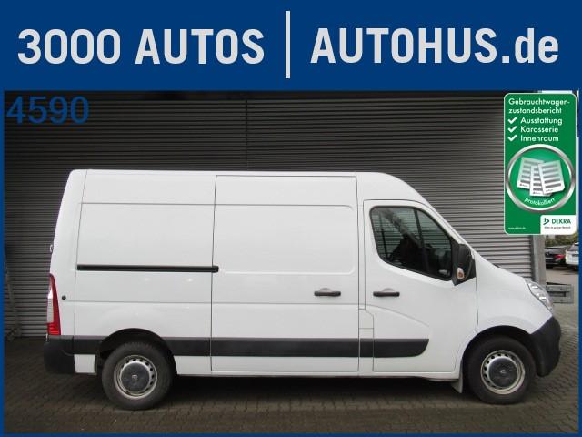 Opel MOVANO Movano L2H2 2.3 CDTI 3-Sitze PDC Tempo Klima