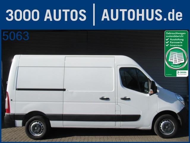 Opel MOVANO Movano L2H2 2.3 CDTI Kasten 3-Sitze Klima