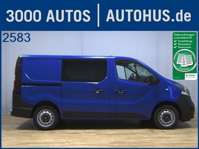 Opel VIVARO Vivaro 1.6 CDTI 3-Sitze Klima RFK