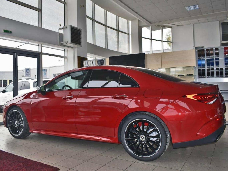 Mercedes-Benz CLA 200 Coupe SPORT 7G-DCT PREMIUM+ NIGHT 360° full