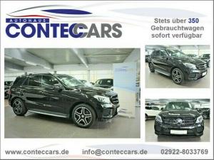 Mercedes-Benz GLE 500 e 4M AMG Line Night LED Pano Airmatic
