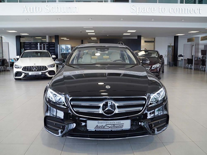 Mercedes-Benz E 220 d 4M AMG AVANTGARDE EXCLUSIVE DISTR BUSINESS full