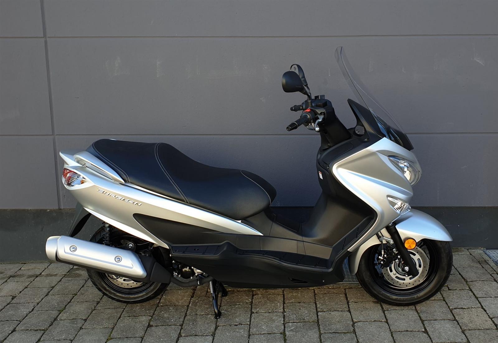 Suzuki Burgman 125, Sofort lieferbar!!! Tageszulassung!!!