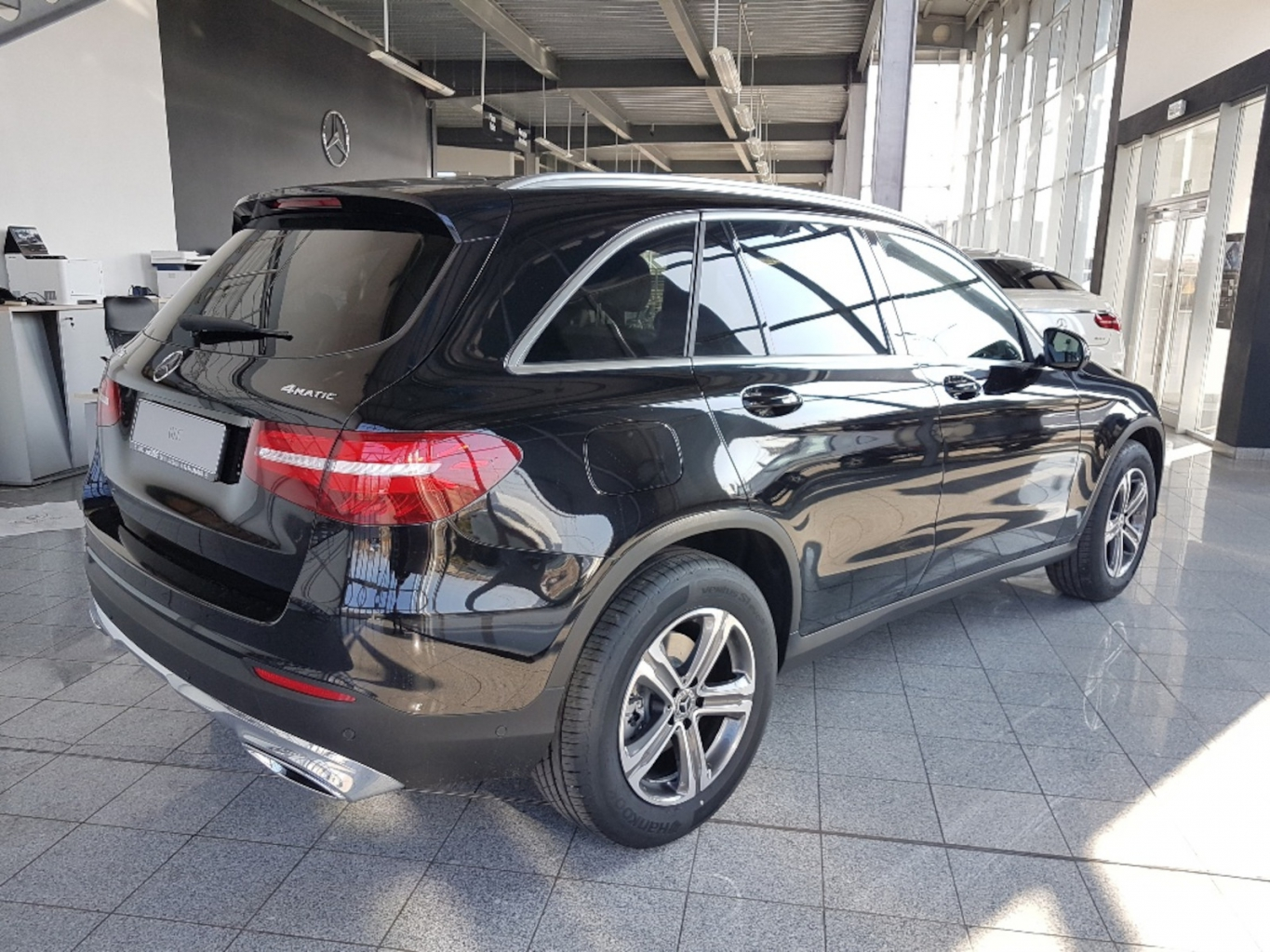 Mercedes-Benz GLC 250 d 4Matic COMFORT EXCLUSIVE MEMORY ILS full