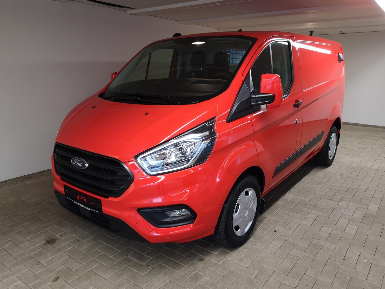 Ford TRANSIT CUSTOM KASTEN TREND 340 L1 SORTIMO SERVICELINE