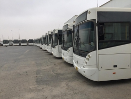 Mercedes-Benz 100 x MCV C 120 Buses ´´They have no work´´