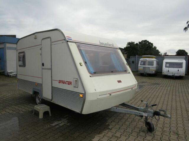 Beyerland Sprinter 380 Vorzelt.100km/h.4-Schlafplätze