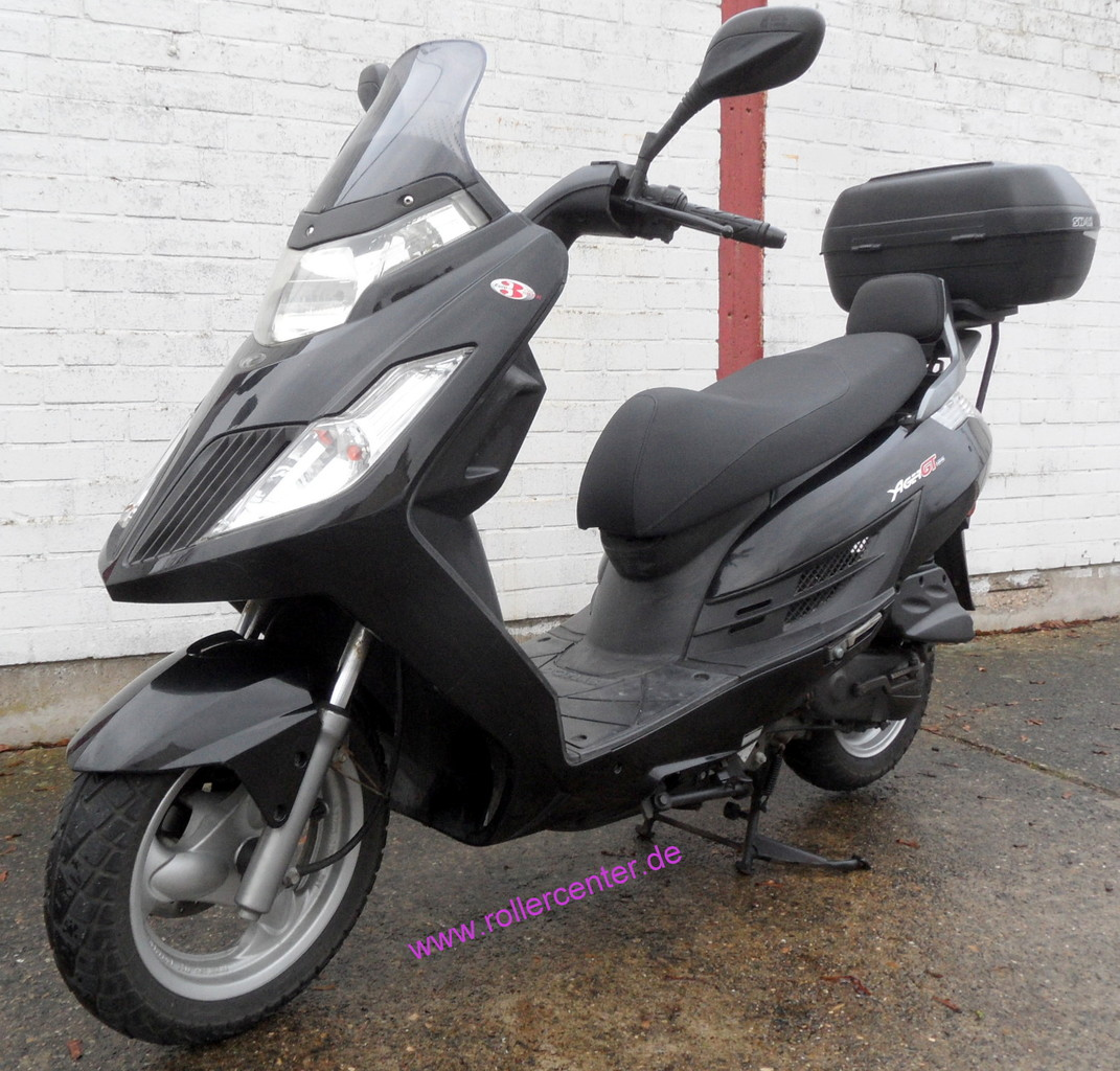 Kymco YAGER GT 50 4T