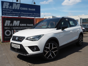 Seat Arona 1.5 TSI FR DSG/LED/APP/18 Performance