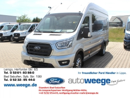 Ford Transit Bus 460L4 Limited