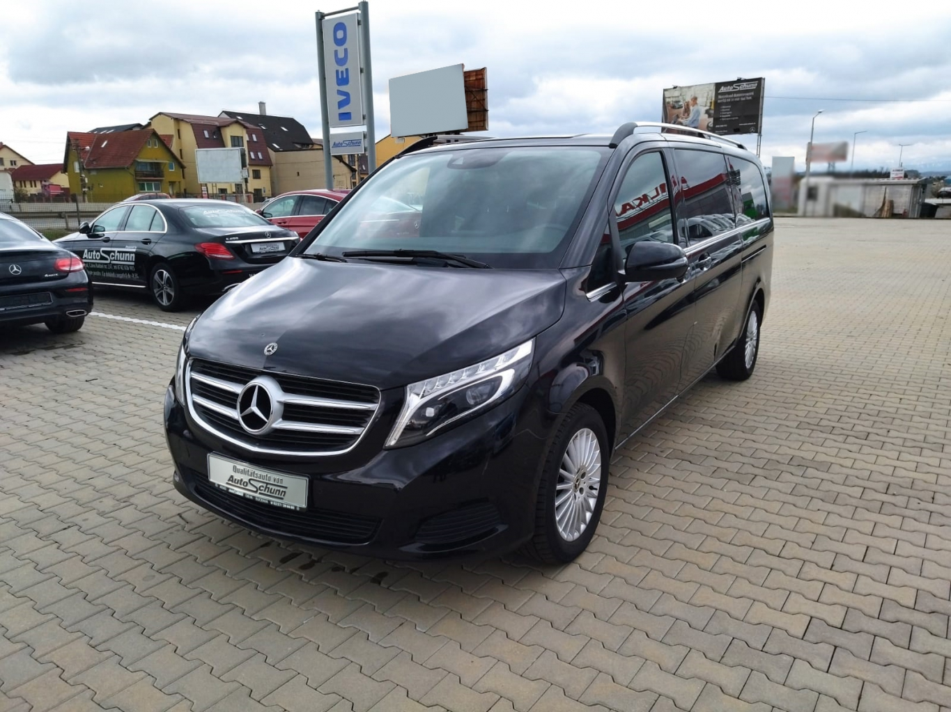 Mercedes-Benz V 250 d AVG /E PARK NAVI EASY-PACK