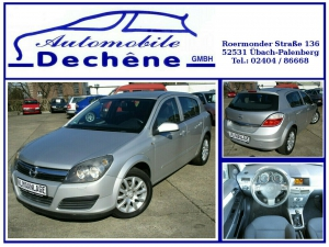 Opel Astra H 1.6i 16V Twinport Cosmo 5-T�rer