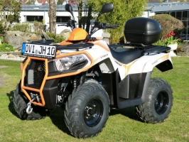 Kymco MXU 300 i T OFF-Road LOF [sofort verfügbar]