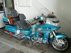 Honda Gold Wing 1500 SE