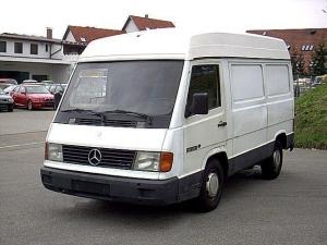 Mercedes-Benz MB 100 D Kastenwagen mit Hochdach