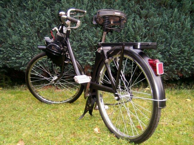 AGM //Velosolex 1010 komplett restauriert mit etwas Patina von 1959
