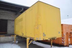 Sonstige Container 20 fuss ( nur container )